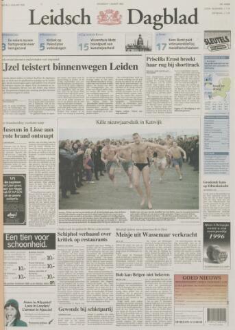 Leidsch Dagblad 1996