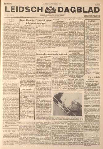 Leidsch Dagblad 1947-11-22