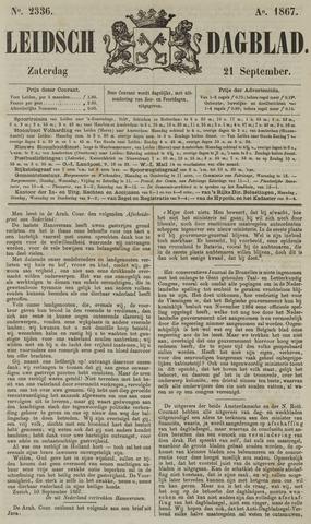 Leidsch Dagblad 1867-09-21