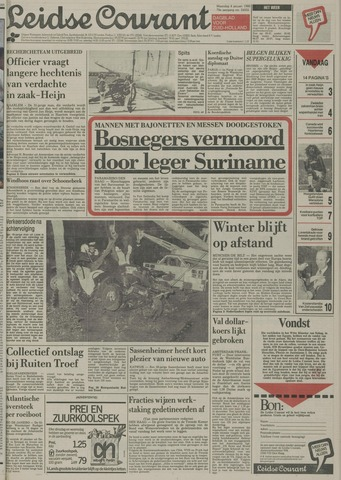 Leidse Courant 1988-01-04