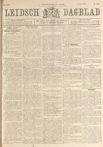 Leidsch Dagblad 1915-04-15