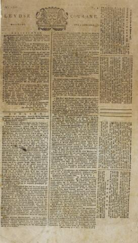 Leydse Courant 1821