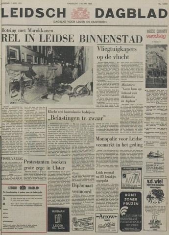 Leidsch Dagblad 1973-06-02
