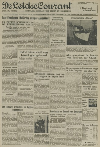 Leidse Courant 1954-03-11