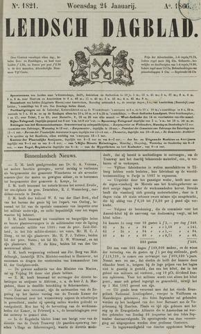 Leidsch Dagblad 1866-01-24