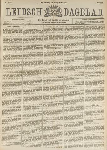 Leidsch Dagblad 1894-09-04