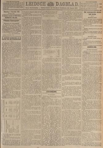 Leidsch Dagblad 1921-12-07