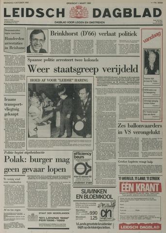 Leidsch Dagblad 1982-10-04