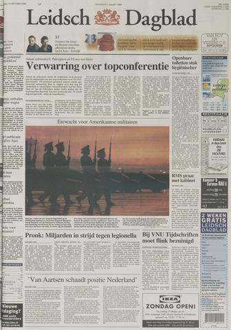 Leidsch Dagblad 2000-10-14