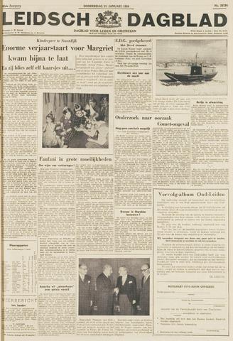 Leidsch Dagblad 1954-01-21
