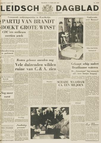 Leidsch Dagblad 1963-02-18
