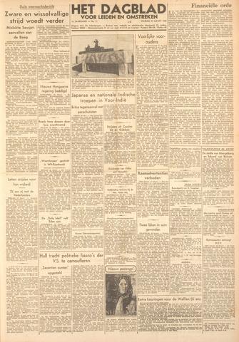 Dagblad voor Leiden en Omstreken 1944-03-24