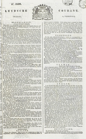 Leydse Courant 1838-02-23