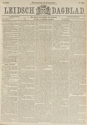 Leidsch Dagblad 1894-02-14
