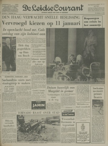 Leidse Courant 1966-10-17