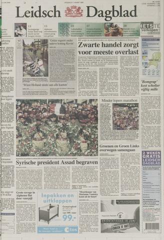 Leidsch Dagblad 2000-06-13