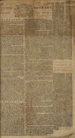 Leydse Courant 1788