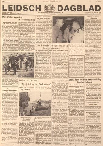 Leidsch Dagblad 1949-10-05