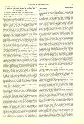 Handelingen van de Raad 1933-12-20