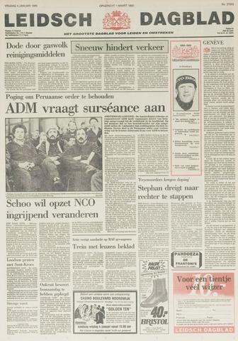 Leidsch Dagblad 1985-01-04