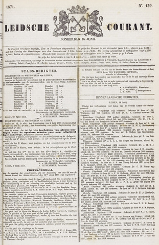 Leydse Courant 1871-06-15