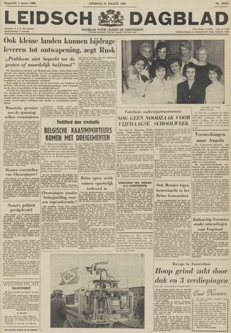 Leidsch Dagblad 1961-03-21