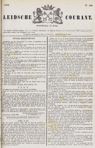 Leydse Courant 1882-06-15