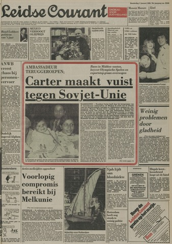 Leidse Courant 1980-01-03