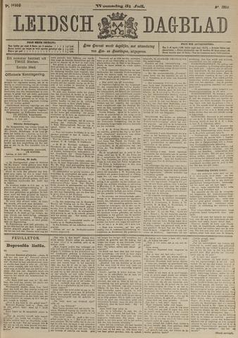 Leidsch Dagblad 1907-07-31