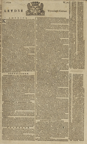 Leydse Courant 1754-06-12