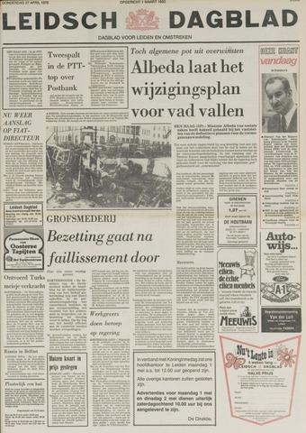 Leidsch Dagblad 1978-04-27