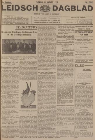 Leidsch Dagblad 1937-12-18