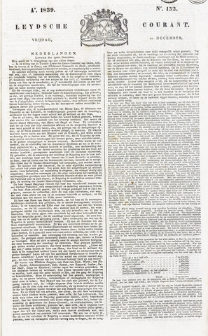 Leydse Courant 1839-12-20