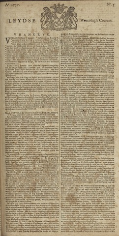 Leydse Courant 1757-01-12