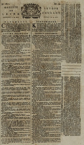 Leydse Courant 1811-05-24