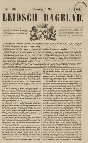 Leidsch Dagblad 1864-05-03