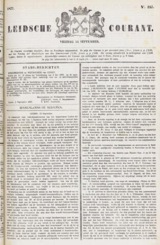 Leydse Courant 1877-09-14