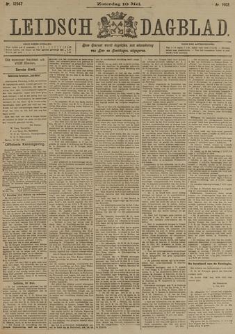 Leidsch Dagblad 1902-05-10