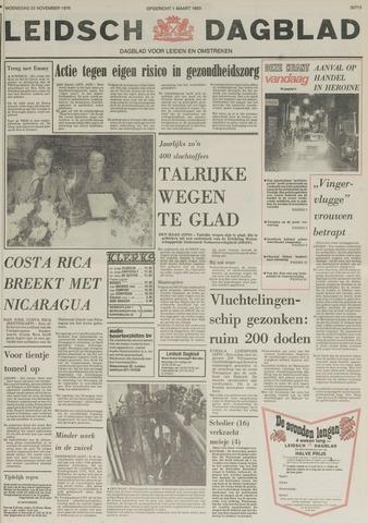 Leidsch Dagblad 1978-11-22