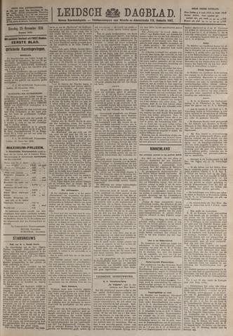 Leidsch Dagblad 1919-11-25
