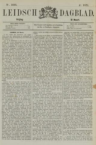 Leidsch Dagblad 1875-03-19