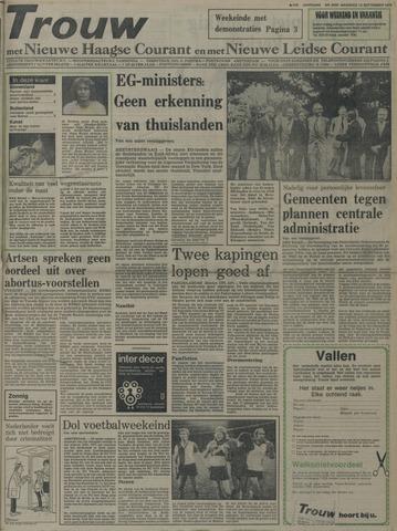 Nieuwe Leidsche Courant 1976-09-13