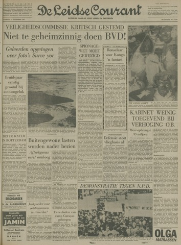 Leidse Courant 1967-11-11