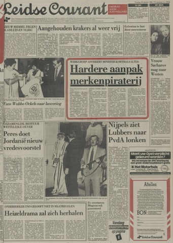 Leidse Courant 1985-10-29