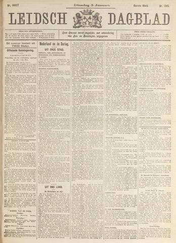 Leidsch Dagblad 1915-01-05