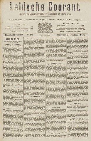 Leydse Courant 1887-07-26