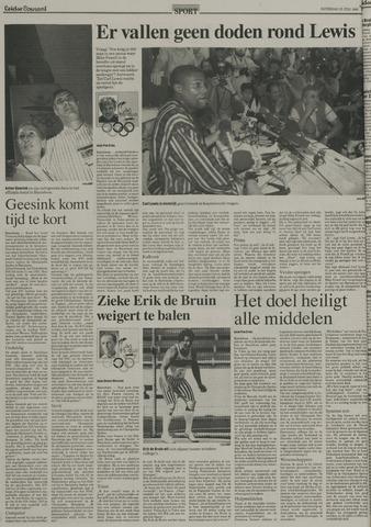 Leidse Courant 25 Juli 1992 Pagina 16 Historische