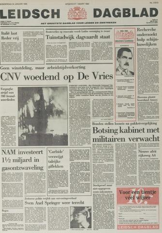 Leidsch Dagblad 1985-01-24