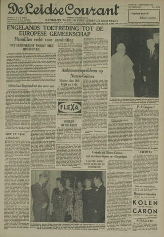 Leidse Courant 1962-09-11