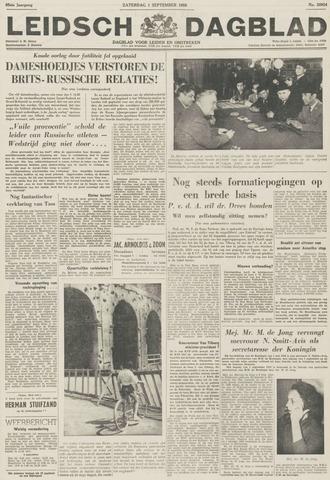 Leidsch Dagblad 1956-09-01